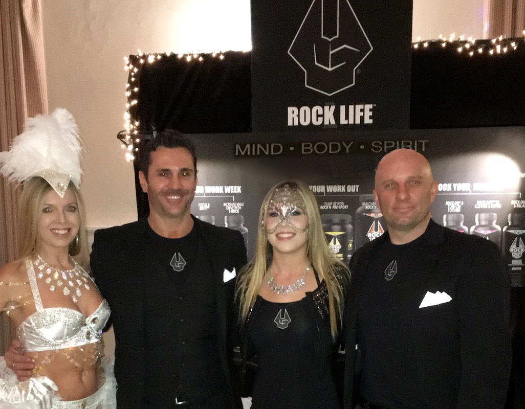 Rock on life Los Angeles Area Charity Gala Event